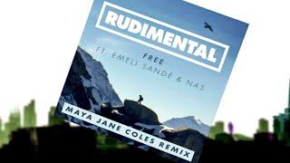 Rudimental   Free Ft. Emeli Sandé (Maya Jane Coles Remix) [Official]