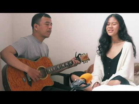 John Mayer - Slow Dancing In a Burning Room Live Acoustic Cover with Nadin