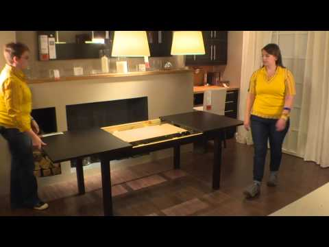 BJURSTA Table - IKEA Home Tour