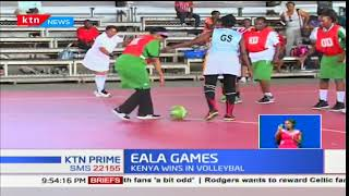 EALA games continue in Tanzania