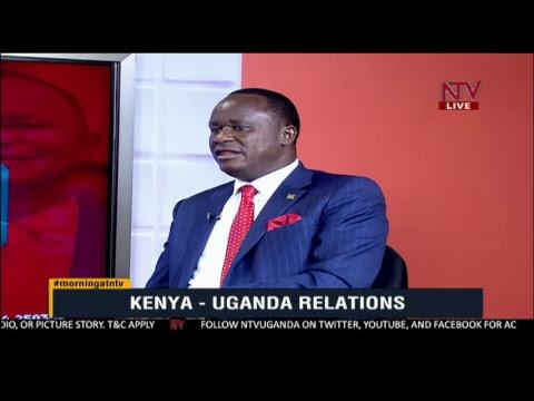 Kenya - Uganda bilateral relations vital for regional trade