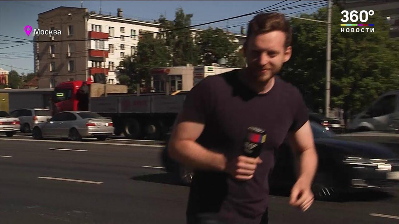 """Видео в кемпинге """"У Кремля"""""""