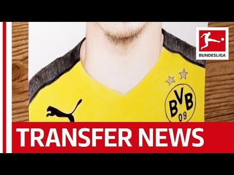 Borussia Dortmund Sign Belgian World Cup Star...