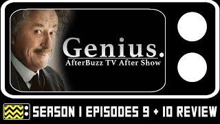 Genius Season 1 Episodes 9 & 10 Review w/ Johnny Flynn | AfterBuzz TV