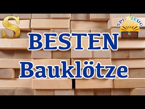 Die BESTEN Bauklötze! Holzbausteine von Baukid! Universal NATURSPIELZEUG