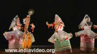 Manipuri by Bimbavati Devi