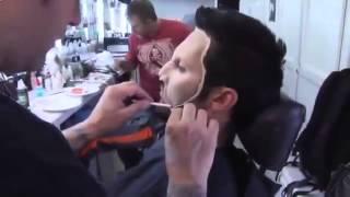 Teen Wolf Werewolf Makeup