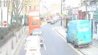 preview picture of video 'The 432 Bus Route (3) Central Hill to Westow Hill'