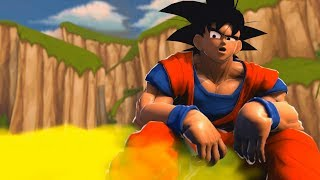 Don't make me come down off this NIMBUS! (Dbz Parody)