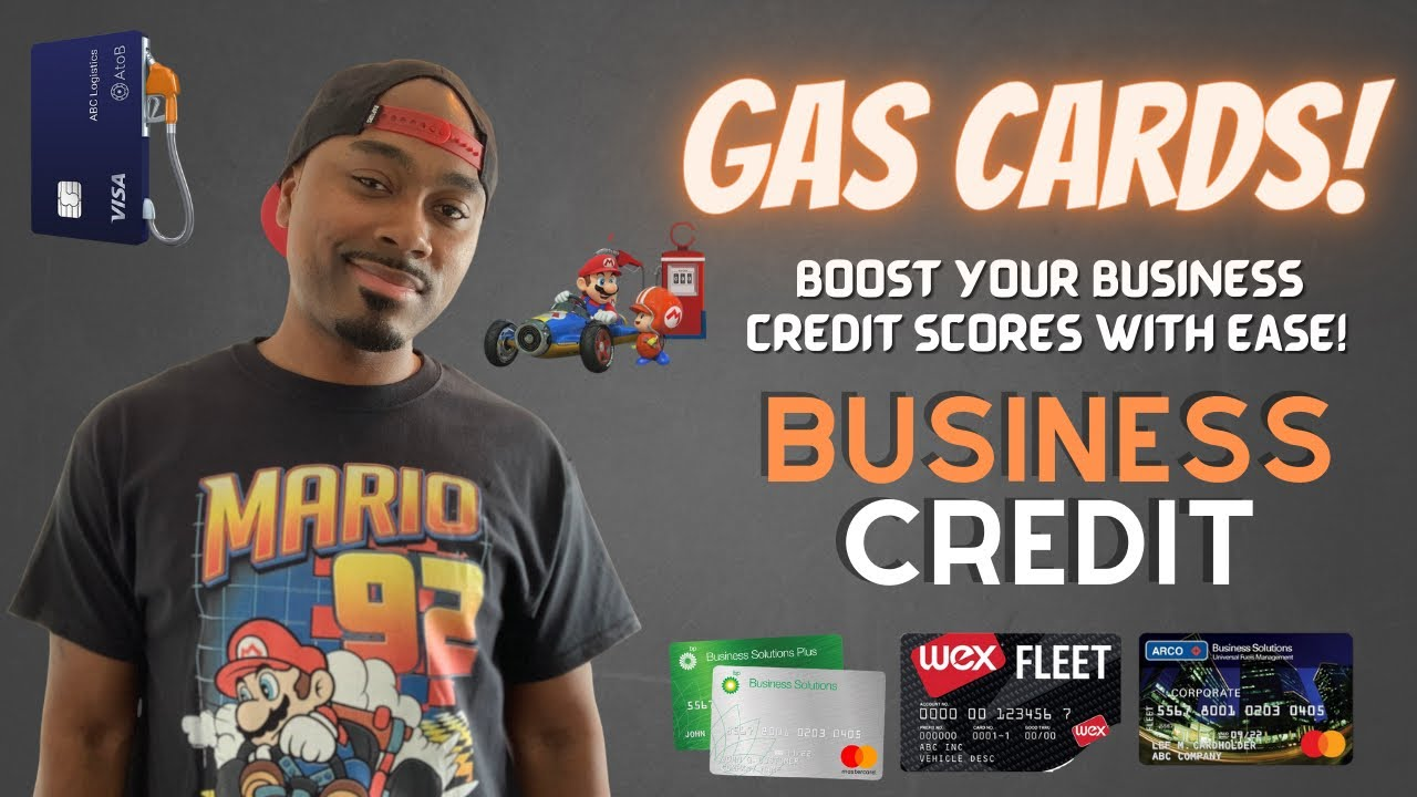 Finest Organization Gas Cards|How to Build Organization Credit in 2021 thumbnail