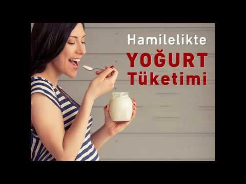 Hamilelikte yoğurt tüketimi