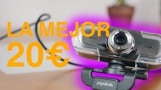 ¡SUPER WEBCAM! 1080p  LOWCOST 20€