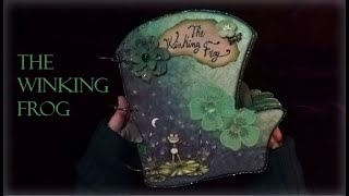 *The Winking Frog* Collection - Heartfelt Creations (Hat Shaped Album)