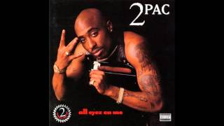 2PAC- CHECK OUT TIME featuring Kurupt, Natasha Walker & Big Syke