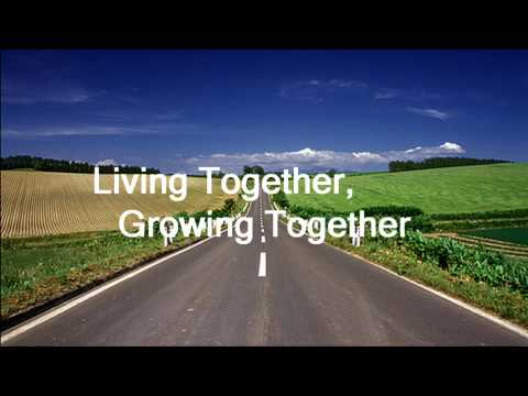 Burt Bacharach ~ Living Together Growing Together