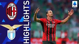 Milan 2-0 Lazio Pekan 3