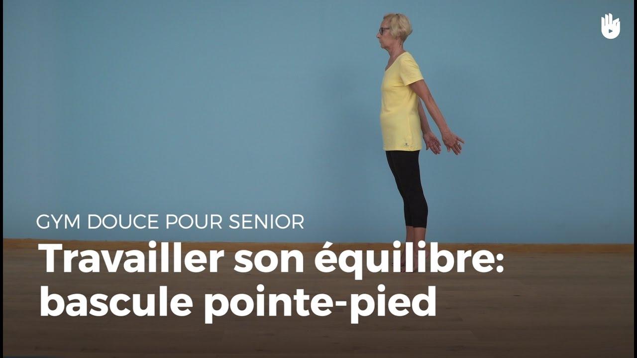 exercice d 39 quilibre bascule pointe talon exercices de gym douce pour senior sikana. Black Bedroom Furniture Sets. Home Design Ideas
