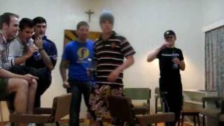 preview picture of video 'Backstreet boys in Mukuru!'