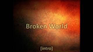 Broken World lyric video for church