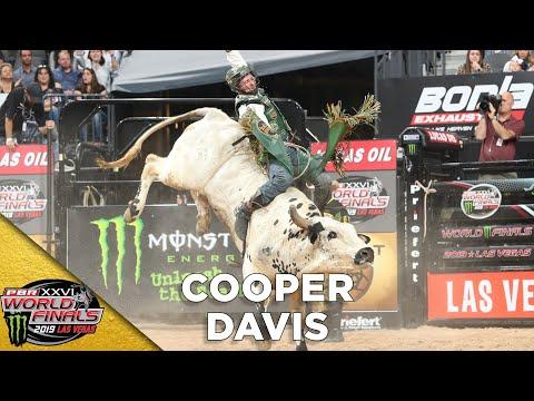 WORLD FINALS: Cooper Davis Goes 90.75 In Round 5 | 2019