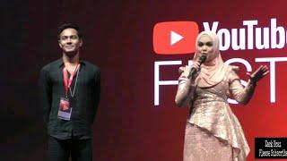 [LIVE] DS Siti Nurhaliza & Alieff Irfan - Terang | Youtube Festival Malaysia 5/12/2019