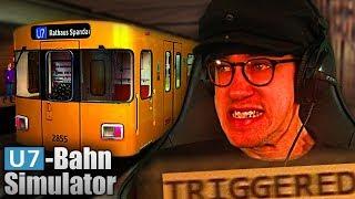 Bahnfahrer in Spandau | U-Bahn Simulator