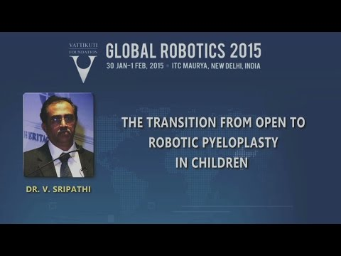 The Transition From Open To Robotic Pyeloplasty In Children