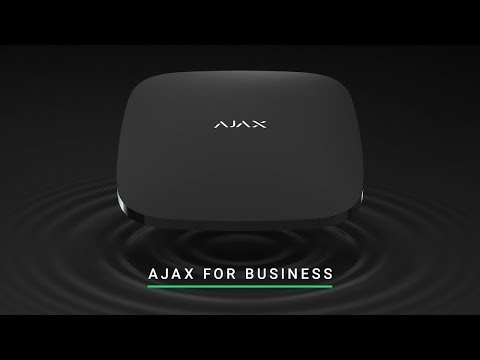 Ajax for business