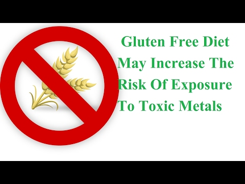 c9568fd88075 Gluten Free Diet May Increase The Risk Of Exposure To Toxic Metals