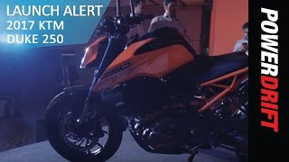 2017 KTM Duke 250 : All you need to know : PowerDrift
