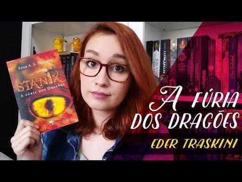 Stanix - Fúria dos Dragões (Eder Traskini) | Resenhando Sonhos
