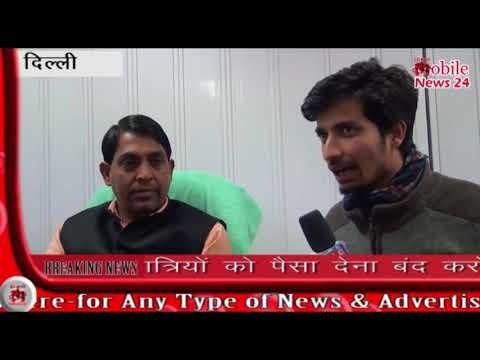 डिप्टी चेयरमैन के के शुक्ला का राम सिंह नेताजी पर पलटवार | Badarpur latest news update.