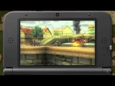 Видео № 0 из игры Fire Emblem: Awakening [3DS]