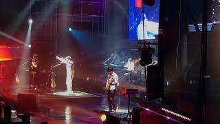 조용필과 위대한탄생 기타리스트 최희선 모나리자 뉴 버젼 기타솔로 - 20181201 구미공연