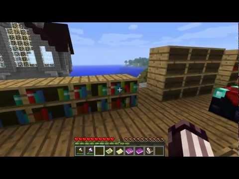 Bookshelf - Minecraft Mod (Release)