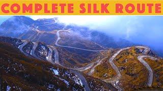 Complete Silk Route Tour Plan