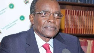 Chief Justice Maraga yet to respond to the accusations leveled against the Judiciary by Jubilee