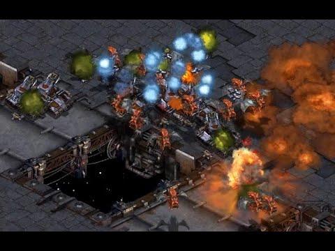 Larva (Z) v Last (T) on Circuit Breakers - StarCraft - Brood War REMASTERED