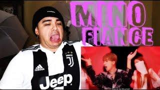 MINO   FIANCÉ MV Reaction [ARE YOU THE FIANCÉ?! O_O]