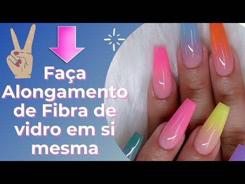 Alongamento de unhas como fazer seu alongamento de unha de gel em casa passo a passo
