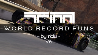 TrackMania - World Record Runs by riolu V.6