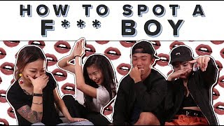 How To Spot An 'F-Boy' | ZULA ChickChats | EP 12