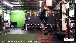 Dynamic Effort Step Ups To Create 💣 Powerful Athletes