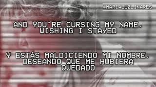 💧My tears ricochet - Taylor Swift (lyrics/español) 💧