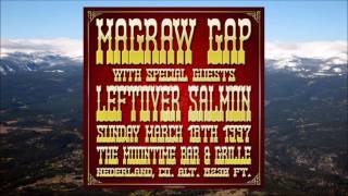 Dim Lights, Thick Smoke ~ Magraw Gap feat. members of Leftover Salmon March 16, 1997