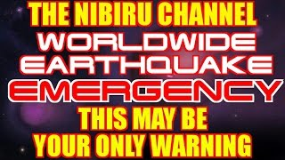 GLOBAL EARTHQUAKE WARNING & ALERT JAN. 14th 2017