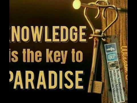Bounty Of Knowledge By Husna Adamu Ahmad