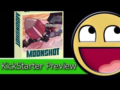 KickStarter Preview: Moonshot