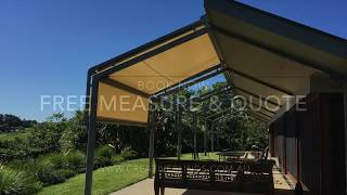 Sundream Awning in Coloured PVC
