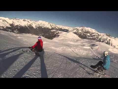 corso dicembre 2014 Ski Area Mottolino